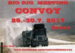 Big Rig Meeting Convoy 2017