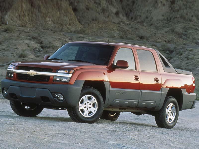 Chevrolet Avalanche GMT805