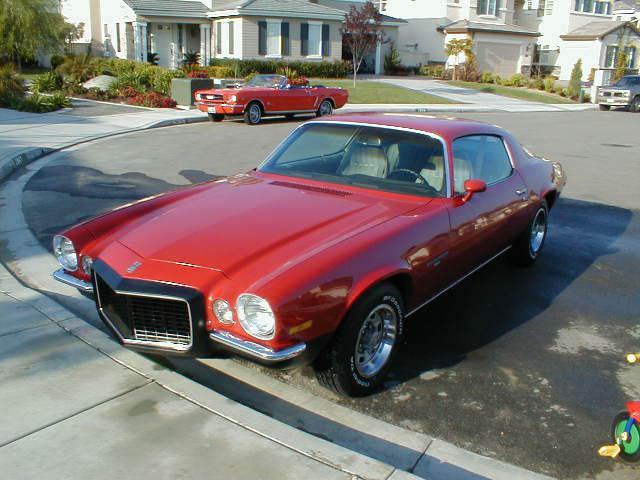 1972 Chevrolet Camaro 1972 Chevrolet Camaro