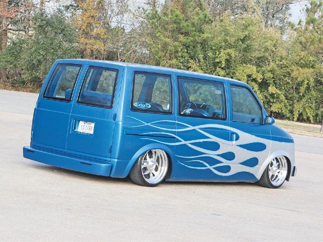 Chevrolet Astro Awd. 1999 Chevy Astro, AWD,